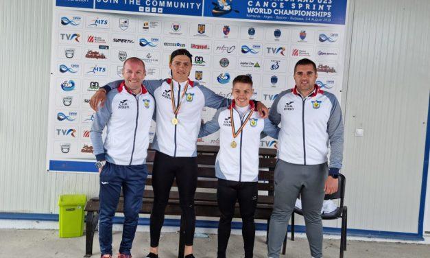 Kaiac-canoe   Furdui şi Costache (CSM Piteşti) s-au evidenţiat la campionatul naţional de primăvară