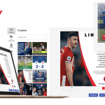 Design grafic la minut! Abonează-te la Kickly, noua aplicație de branding sportiv
