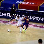 Finala Ligii 1 la futsal va fi arbitrată de piteşteanul Liviu Chița