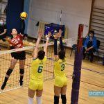 Tânăra echipă de volei a Mioveniului s-a clasat pe locul 4 la barajul de promovare