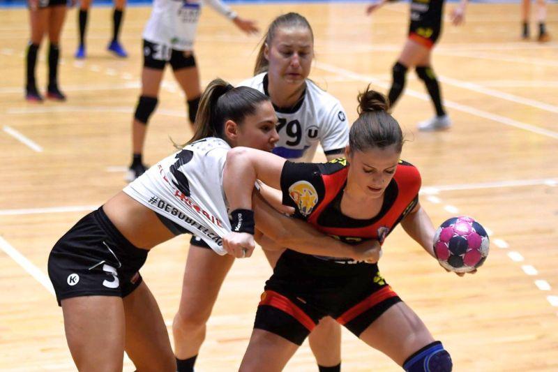 Victorie importantă pentru CS Dacia Mioveni în Liga Florilor MOL: 29-26 cu CSU Cluj-Napoca