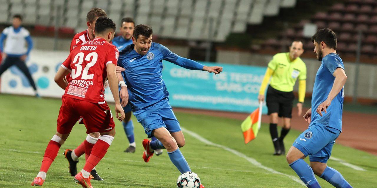 Academica Clinceni și FC Botoșani s-au calificat în play-off-ul Ligii 1 Casa Pariurilor – Cronica sportivă