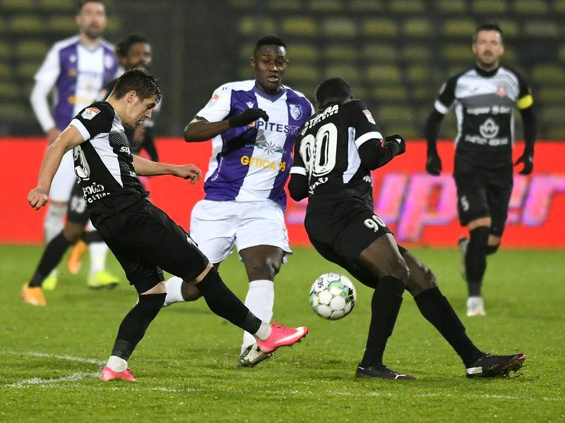 FC Hermannstadt – FC Argeș în Casa Liga 1, astăzi de la ora 15