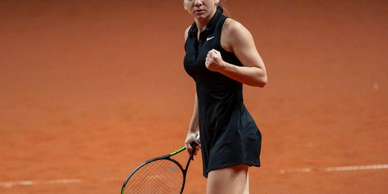 Simona Halep s-a calificat în sferturile de finală de la Stuttgart – Cronica sportivă