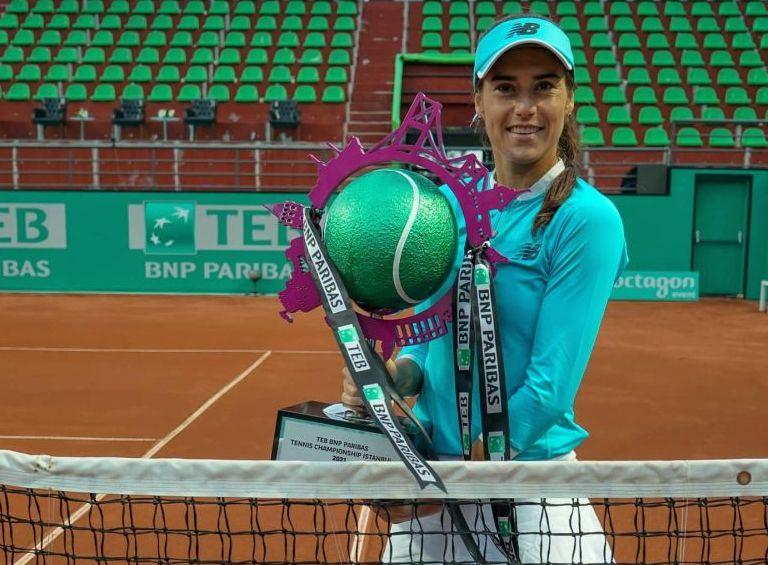 Sorana Cîrstea a câștigat turneul de tenis de la Istanbul – Cronica sportivă