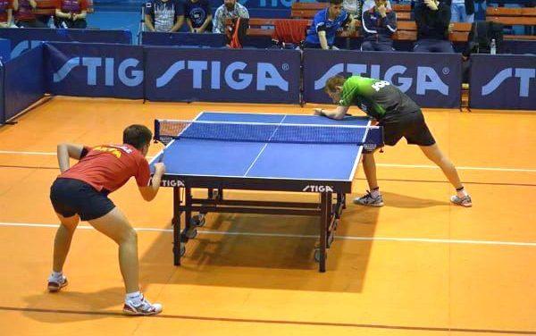 Tenis de masă   CS Mioveni – CS TT Pristavu Câmpulung 1-3, în manşa tur a semifinalei CN pe echipe