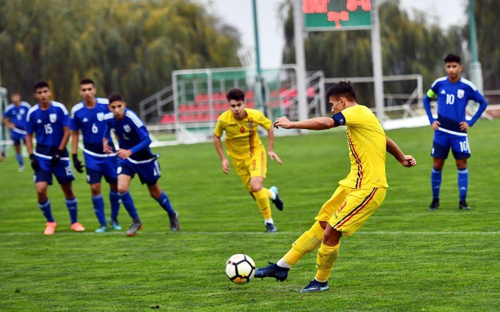 Mario Tudose(FC Argeş) va fi prezent la o nouă acţiune a naţionalei U16
