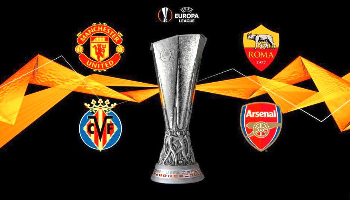 Astăzi se dispută meciurile tur din semifinalele Europa League – Cronica sportivă