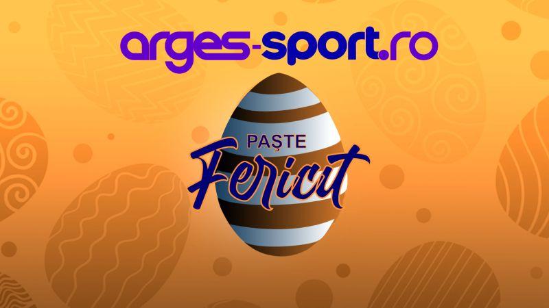 Sărbători liniştite cititorilor Argeş Sport!
