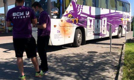 Înaintea restanței de mâine cu Dinamo, BCM U FC Argeș și-a aflat adversarul din play-off: BC CSU Sibiu