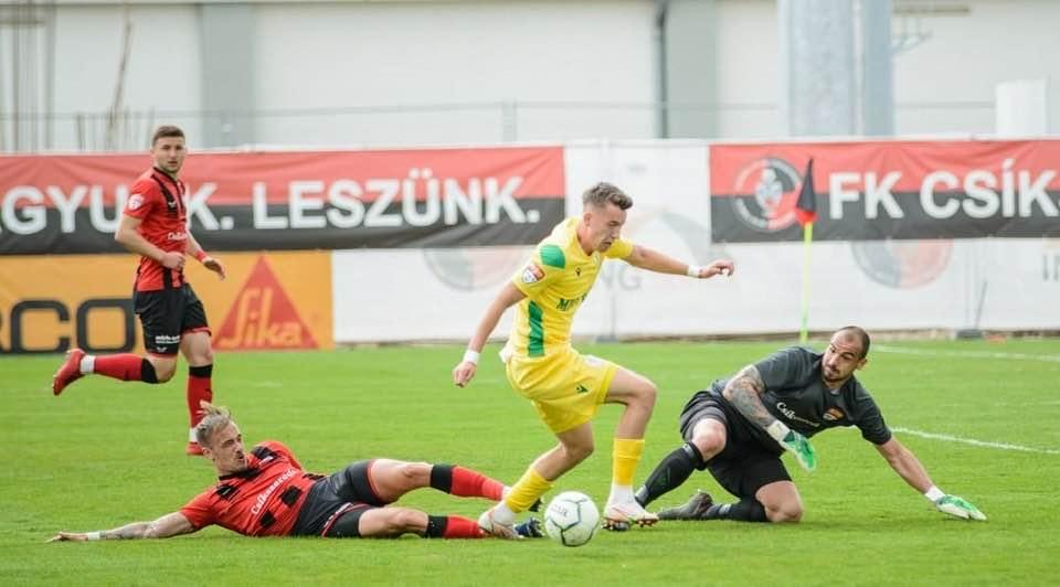 Alexandru Ișfan, pe lista adițională a lotului României U23 antrenat de Nicolae Dică