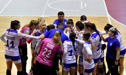 CS Dacia Mioveni, aproape de o nouă surpriză în Liga Florilor: 22-22 cu Gloria Bistrița