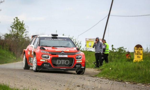 Parcurs reușit pentru DTO Rally la Raliul Perla Harghitei 2021