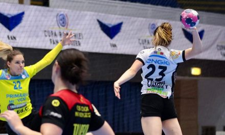 CS Dacia Mioveni pierde la scor în fața campioanei, CSM București: 18-35