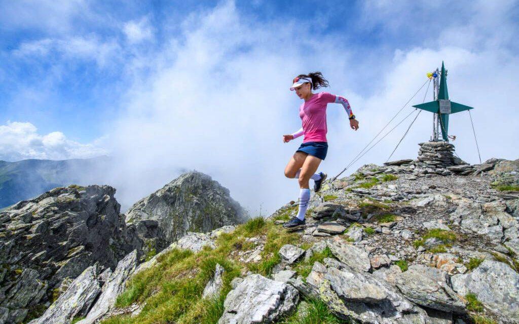 Denisa Dragomir vizează titlul balcanic la alergare montană