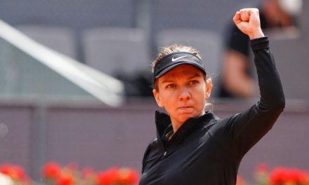 Simona Halep s-a calificat în turul 2 la Madrid Open – Cronica sportivă