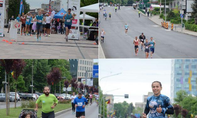 Pitești Half Marathon a readus fericirea pe chipul pasionaților de alergare