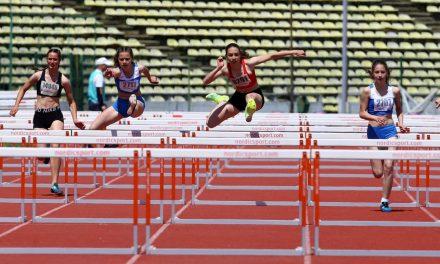 Atleţii piteşteni s-au evidenţiat la cele 3 competiţii desfăşurate pe stadionul Nicolae Dobrin