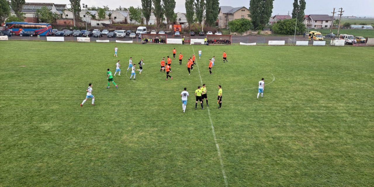 Real Bradu învinge cu 2-0 Baloteştiul şi e la un pas de Liga 3