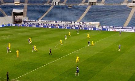 FC U Craiova  – CS Mioveni 4-2, în play-off-ul pentru promovare din Liga 2