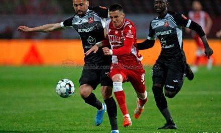 Dinamo București a ajuns la patru victorii consecutive în Liga 1 Casa Pariurilor – Cronica sportivă