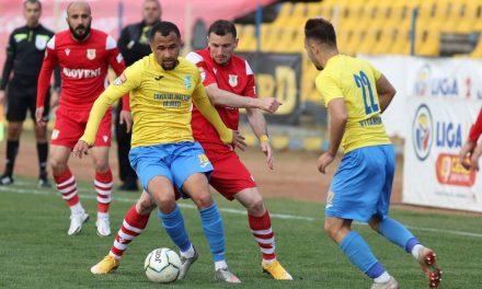 CS Mioveni joacă astăzi cu Dunărea Călăraşi în runda a opta din play-off