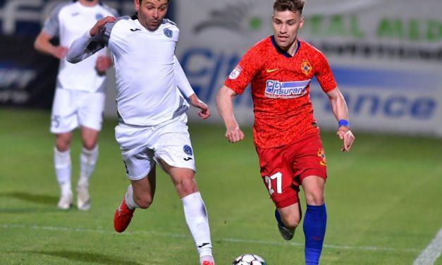 FCSB a ratat ieri şansa de a trece peste CFR Cluj, după ce echipa campioană a pierdut cu Sepsi – Cronica sportivă