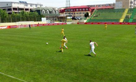 CS Mioveni – Rapid Bucureşti 1-0 , în ultima rundă din play-off