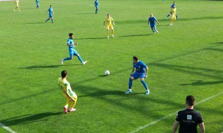 CS Mioveni – Dunărea Călăraşi 1-1, în play-off-ul Ligii a II-a