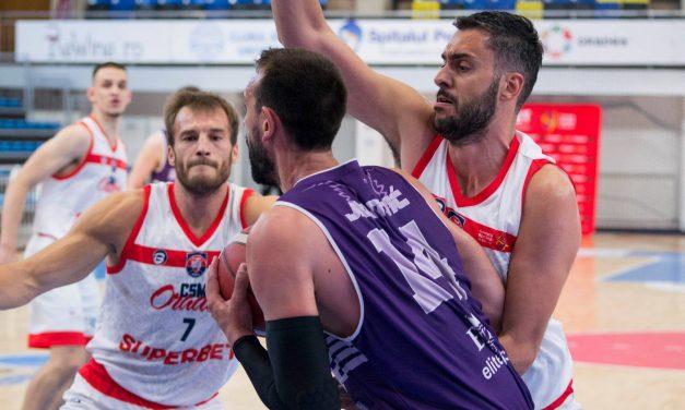 BCM U FC Argeș pierde și al doilea meci al semifinalei de la Oradea, iar seria se mută la Pitești