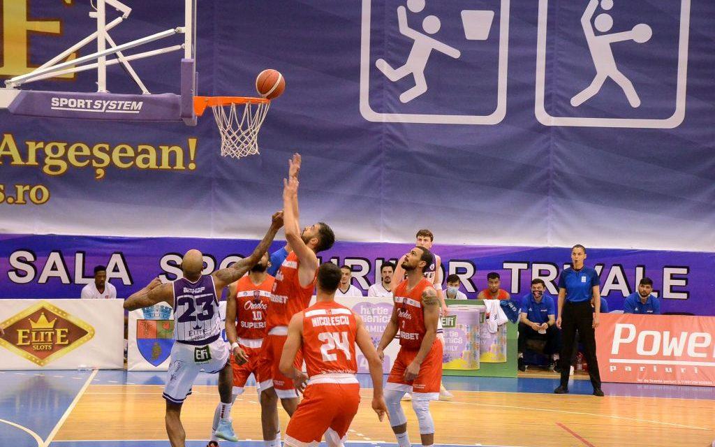 BCM U FC Argeș se va lupta pentru medaliile de bronz după ce Oradea a câștigat și la Pitești