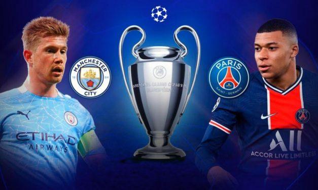 Astăzi se joacă Manchester City – Paris Saint-Germain, în semifinalele Ligii Campionilor – Cronica sportivă