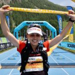 Prima cursă din an, prima victorie pentru Denisa Dragomir în circuitul Skyrunning 2021!