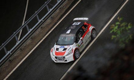 Start în fața propriilor fani pentru DTO Rally Team