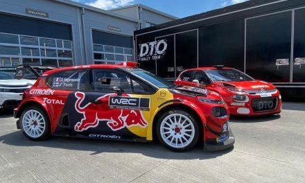 Trust Motors surprinde publicul Raliului Argeșului 2021  cu un Citroën C3 WRC