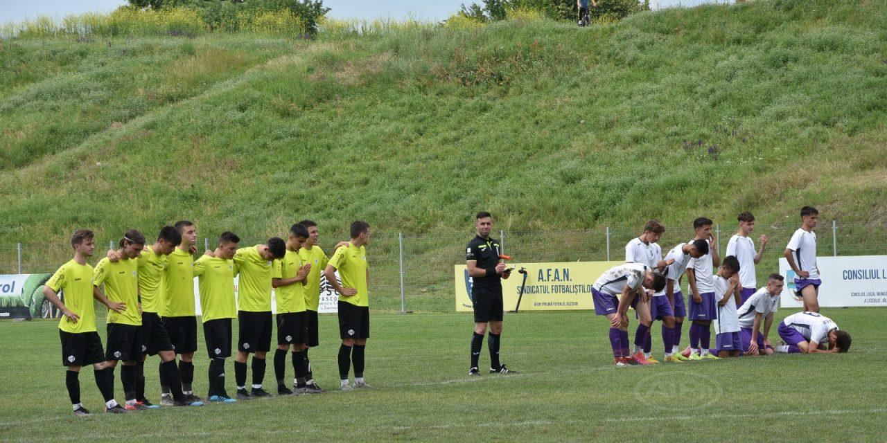 FC Argeş s-a clasat pe locul al doilea în campionatul naţional U19
