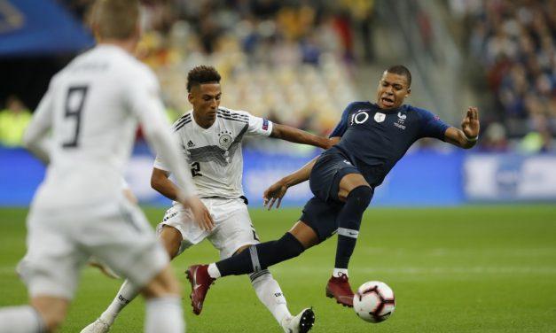 Primul derby al Euro 2020 se joacă astăzi: Franța – Germania, de la ora 22.00 – Cronica sportivă