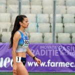 Adelina Panaet (CSU Ştiinţa Bacău/CSM Piteşti), argint la 3000 m obstacole la CE de la Cluj-Napoca