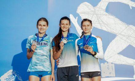 Adelina Elena Panaet, campioană balcanică la 3000 m obstacole