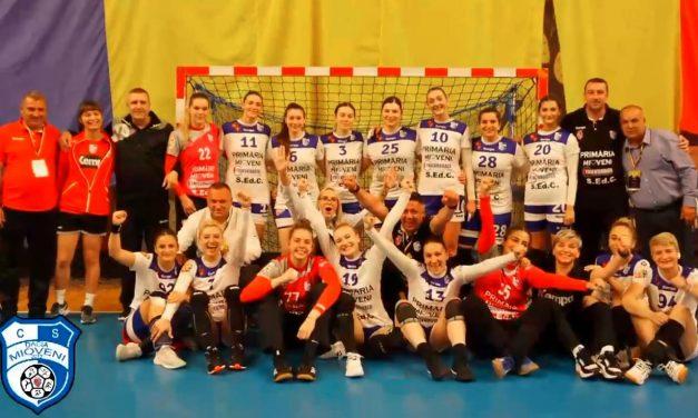 CS Dacia Mioveni va evolua în Liga Florilor şi în sezonul următor!