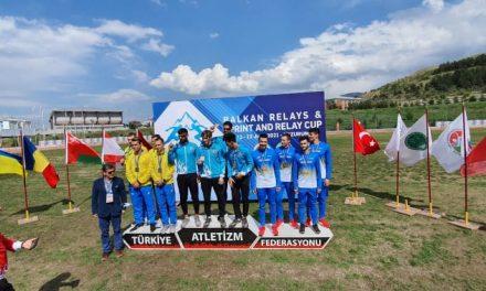 Denis Dobrică, bronz la Erzurum cu ştafeta României de 4×400 m
