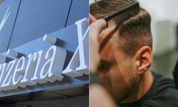 ( P ) FRIZERIA X din Piteşti – Locul de unde bărbaţii pot pleca cu un tuns sau un bărbierit impecabil