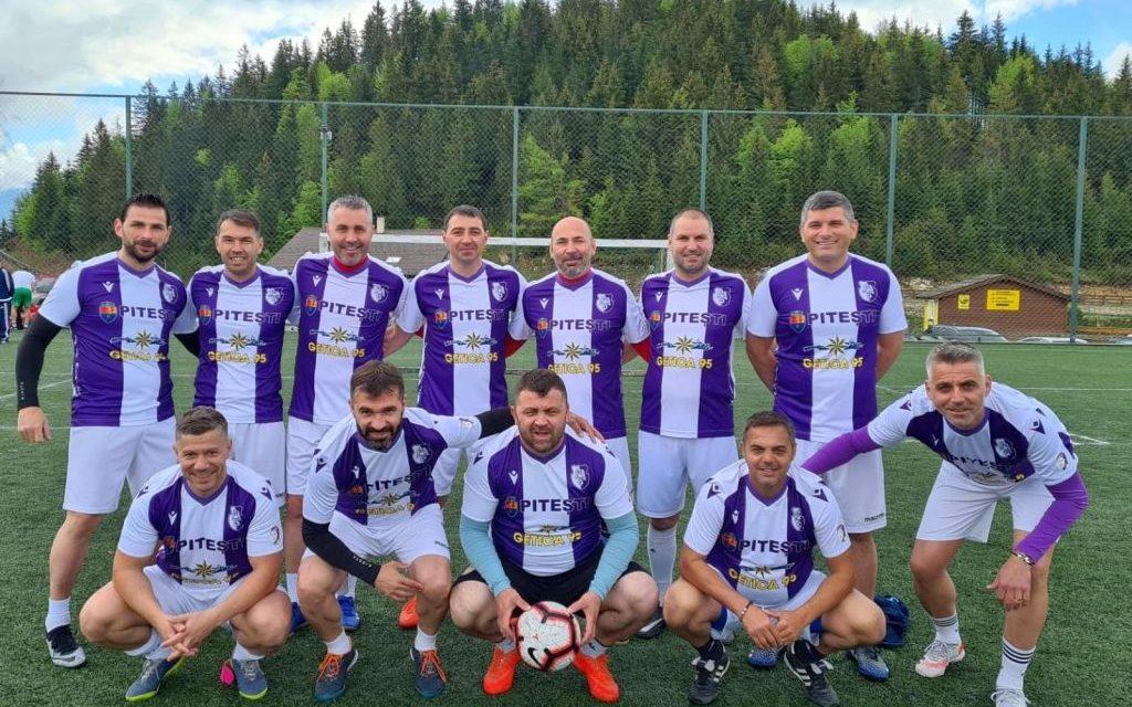 Eremia Team Pitești a câștigat prima editie a Memorialului Ilie Bărbulescu