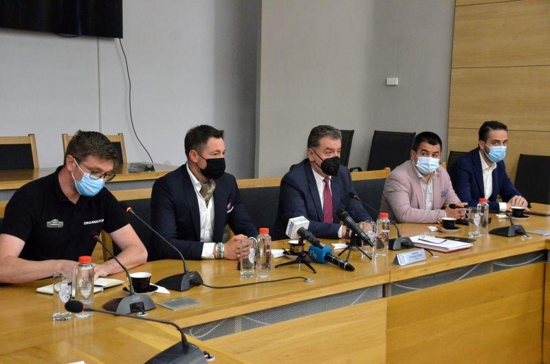 Raliul Argeşului 2021 a fost prefaţat printr-o conferintă de presă organizată la Primăria Piteşti