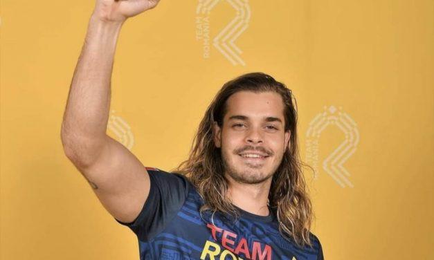Robert Glință va fi purtătorul drapelului României la Olimpiada de la Tokyo