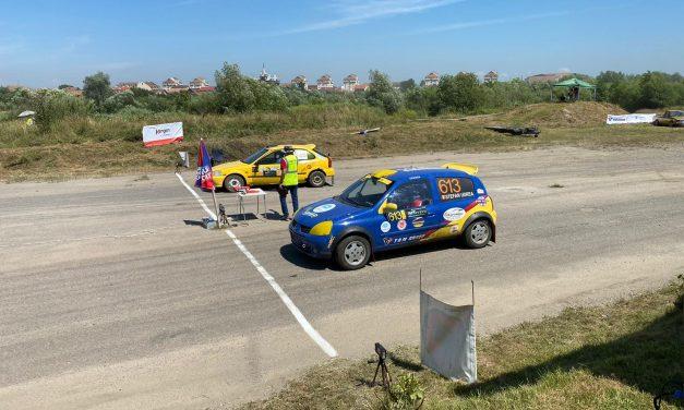Mihai Pelmuş a avut o evoluţie lăudabilă în etapa a patra din Romanian Endurance Series