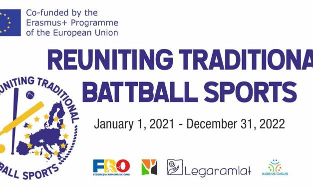 Sporturile tradiţionale înrudite cu oina vor fi reunite printr-un proiect Erasmus