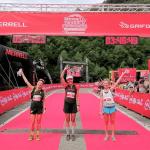 Denisa Dragomir are și Andorra la picioare: a câștigat cursa de skyrace din Munții Pirinei