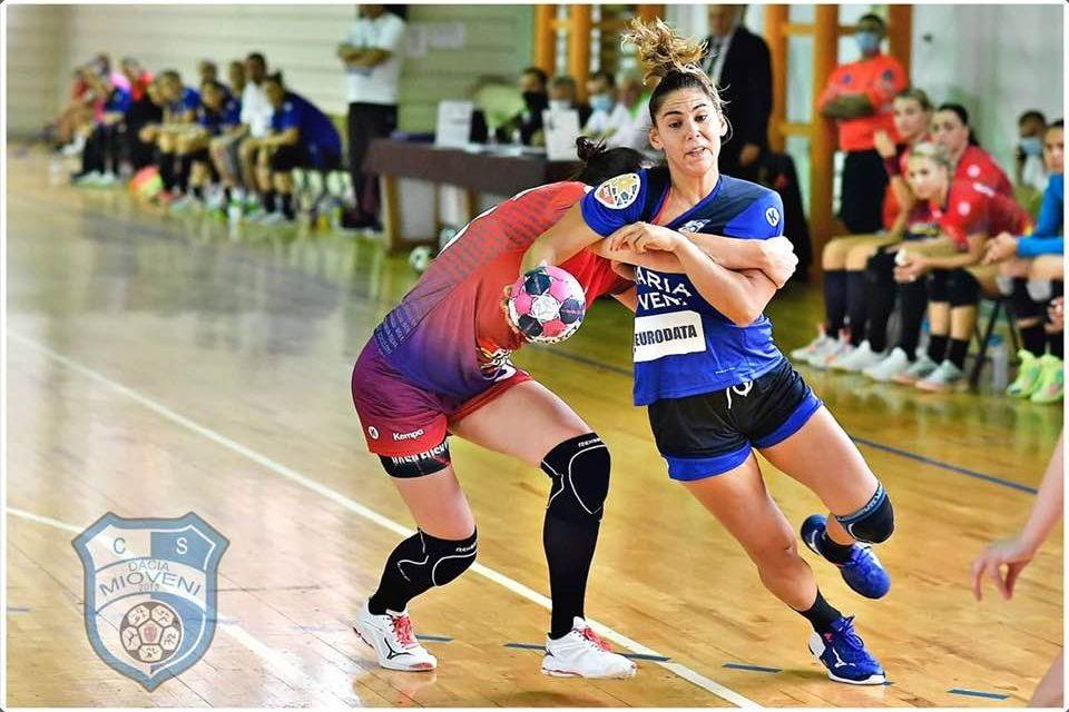 CS Dacia Mioveni pierde primul meci din noul sezon: 24-30 cu Gloria Buzău, în Cupa României
