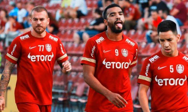 Astăzi se joacă meciul Steaua Roșie Belgrad – CFR Cluj, în play-off-ul Europa League – Cronica sportivă